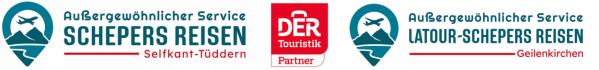 Schepers Reisen Selfkant Logo